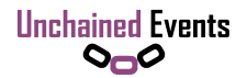 Unchained Events Logo